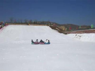 當陽峪滑雪場