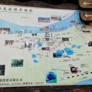 扬美古镇旅游景点攻略图