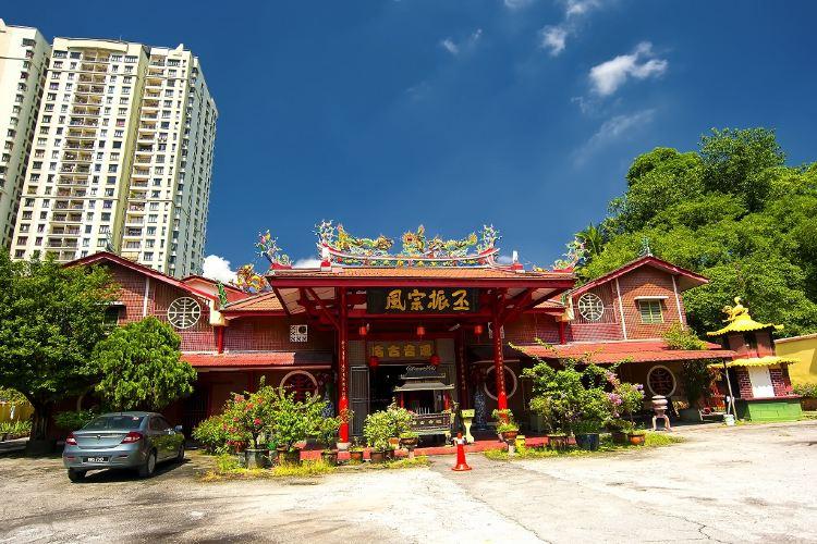 Guan Di Temple Kuala Lumpur Malaysia4