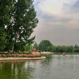 回龙观公园旅游景点攻略图