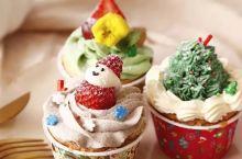 全少女注意~称霸圣诞蛋糕圈的少女CAKE来啦,这大概是今年圣诞月zuì唯美的下午茶了!