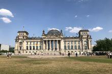 柏林国会大厦及东部画廊