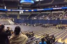 匹兹堡大学毕业典礼入场式