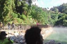 北投温泉地热谷公园的硫化池,完全是要羽化升天的节奏啊