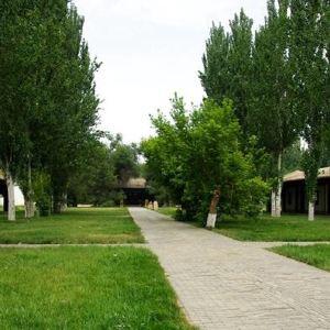 伊犁将军府遗址旅游景点攻略图
