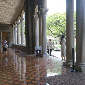 夏威夷自然中心-火奴鲁鲁旅游景点攻略图