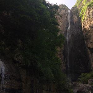 云台天瀑旅游景点攻略图