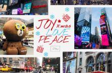 #激情一夏#水菱环球之旅の纽约时代广场