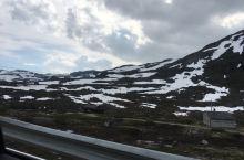 自驾路过sognfjord的源头