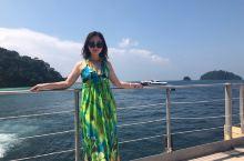 兰卡威芭雅岛平台浮潜基地