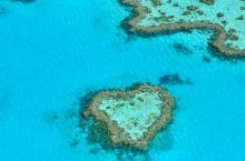 直升机俯瞰心形礁,花样游澳洲!