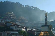 甘南·碌曲·郎木寺