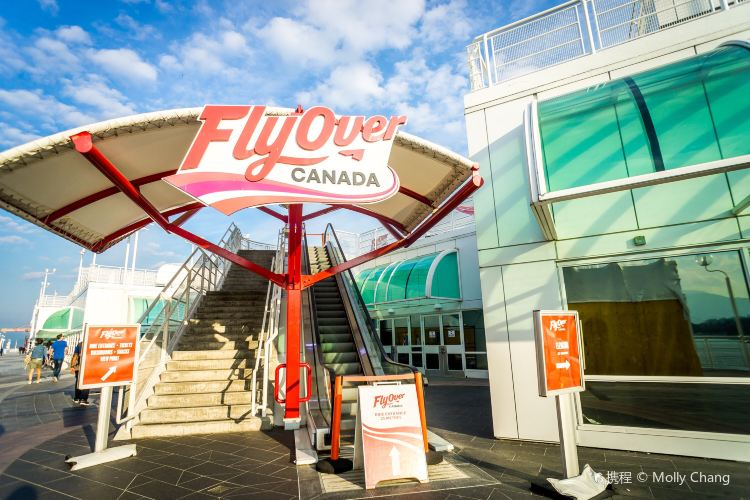 Fly Over Canada4