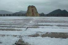 神农顶景区下雪啦