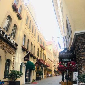 鲁邦国际风情街旅游景点攻略图
