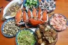 典型台州人的家宴里,终于吃到野生黄唇鱼。
