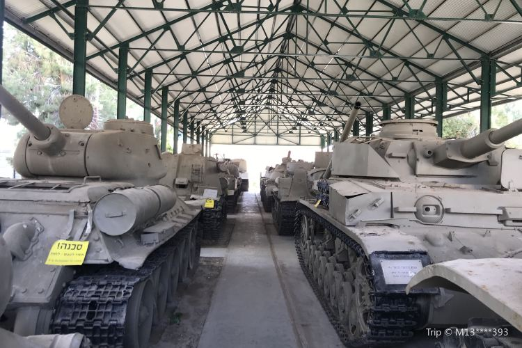 Israel Defense Forces History Museum2