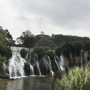 天河潭旅游景点攻略图