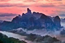 这座七色的粤北小城,不管怎么拍都是绝色大片!