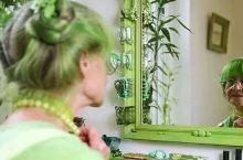"""全世界没有一个女人像她一样""""绿"""",一""""绿""""就是二十来年!"""