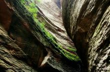陕西甘泉雨岔大峡谷旅游接待,小强专业指点拍照,