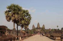柬埔寨·暹粒·吴哥窟