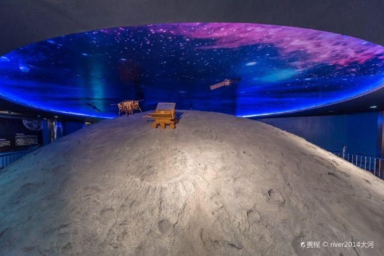 德令哈天文科普館1