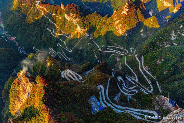 天門山国家森林公園2