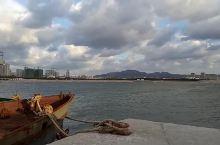 威海西港小石岛