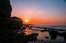 烟台长岛不可错过——落日极佳的九丈崖