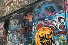 《对不起,我爱你》的取景地,墨尔本涂鸦街
