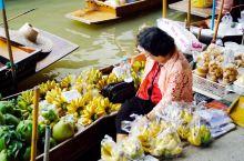 曼谷小众游·丹能莎朵水上市场