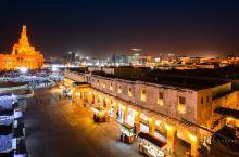 深夜中东的老市场是个什么样的景色