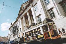 当地特色交通  里斯本老式有轨电车