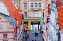 布拉格广场,画面太美我不敢看。