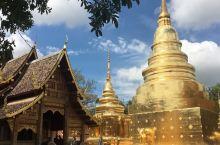 清迈值得一去的佛寺——帕辛寺