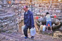 建水,古井风物。