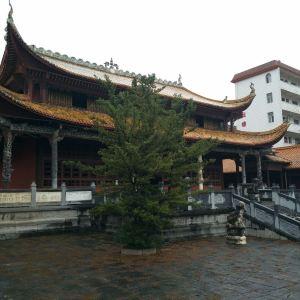 零陵文庙旅游景点攻略图