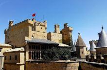 西班牙奥利特城堡