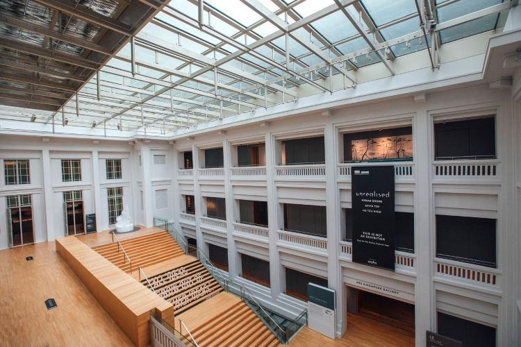 싱가포르 국립 미술관3