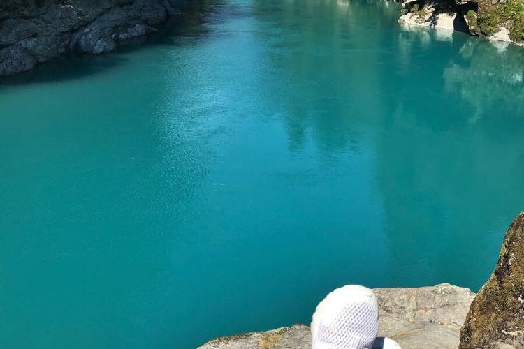 Hokitika Gorge Walk4