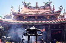 全台湾香火最旺的鹿港天后宫