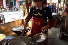 广西南宁小吃榨粉,有天然发酵的酸馊味
