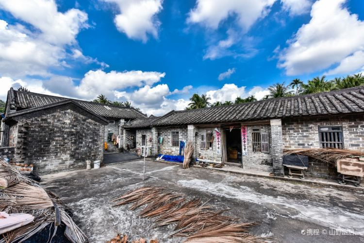 Nanqiang Ecological Civilization Village2