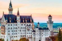 全球5大城堡景观,收割你的童话梦