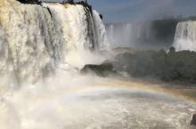 伊瓜苏瀑布全景