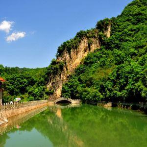 金丝峡景区旅游景点攻略图