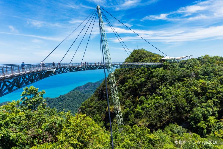 The Langkawi Sky Bridge4