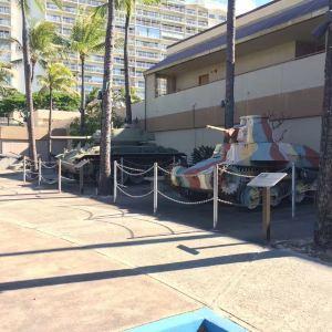 夏威夷美陆军博物馆旅游景点攻略图