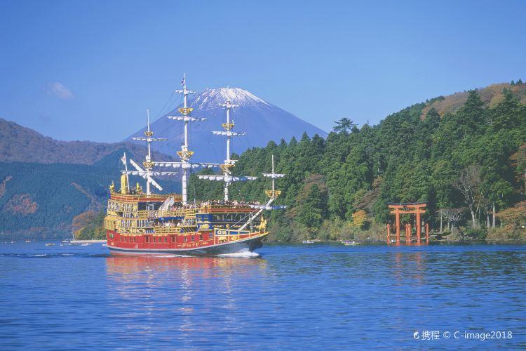 蘆之湖遊船3